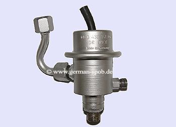 Regulator fuel injection pressure ke jetronic m102 for Mercedes benz fuel pressure regulator